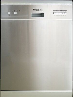 Kleenmaid 60cm Stainless Steel Freestanding Dishwasher KCDW6010S