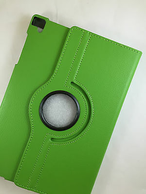 "Funda Carcasa Tablet Bq Aquaris E10 E 10 10,1"" Giratoria 360º Color Verde"