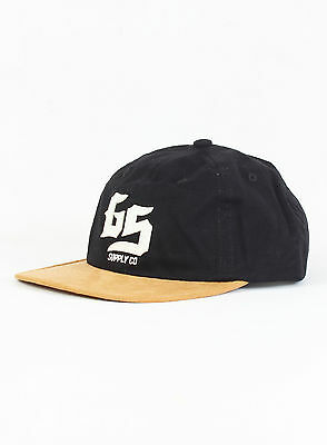 Brand New Grand Scheme GS Baseball Cap Black
