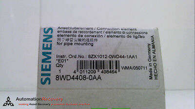 Siemens 8Wd4408-0Aa, Mounting Base For Stack Light, New #127212