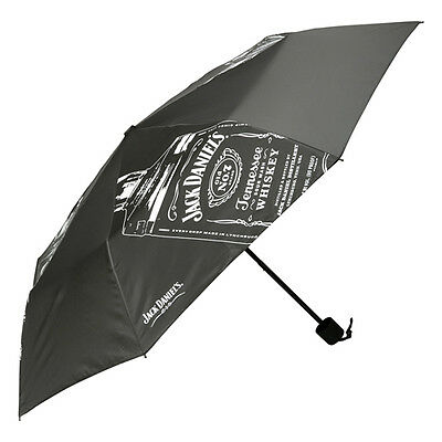 JACK DANIELS BOTTLE UMBRELLA Man Cave Fathers Day Gift ON SALE DAMAGED