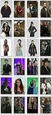 Once Upon A Time Classic Tv Show And Dvd Fridge Magnets *great Buy* Uk Seller