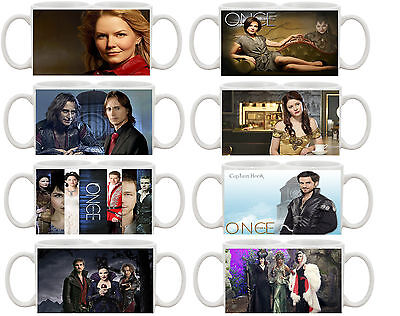 Once Upon A Time Classic Tv Show And Dvd Mugs *great Buy* Uk Seller