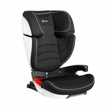 MyChild Rapido Fix - Group 2 / 3 Adjustable Child Car Seat - Black
