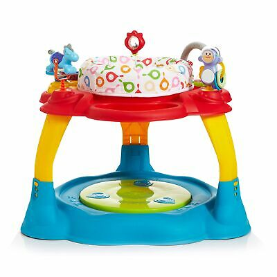 MyChild Baby / Toddler Twizzle Bouncer / Activity Centre - 6 Months +