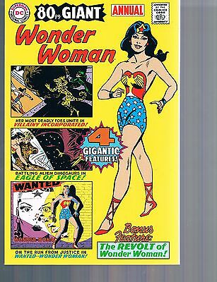 Wonder Woman 80 pg. Giant Annual by Kanigher, Andru & Esposito PF 2002 DC Comics