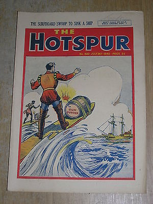 The Hotspur No 620 July 24 1948