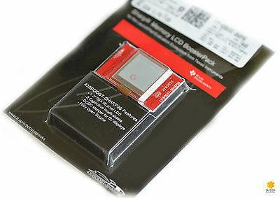 Texas Instruments 430BOOST-SHARP96 Sharp Memory LCD BoosterPack