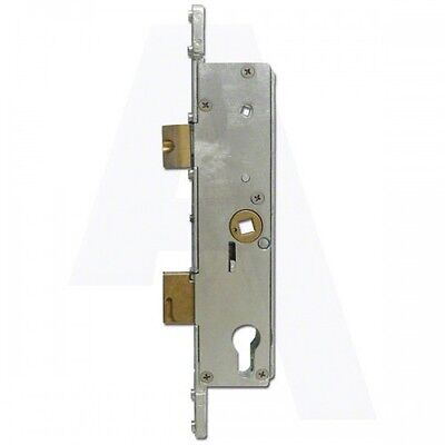 Fullex Lever Operated Latch & Deadbolt Split Spindle Gearbox 35/68mm New Style
