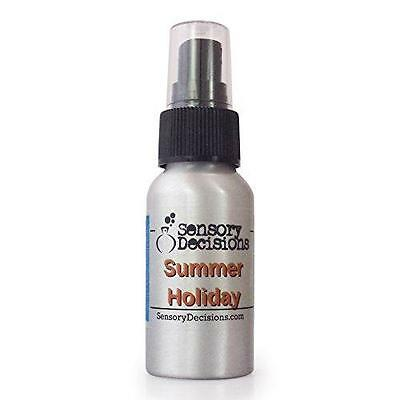Summer Holiday Fragrance Spray - Summer Scent Room Scent, by Sensory Decisions