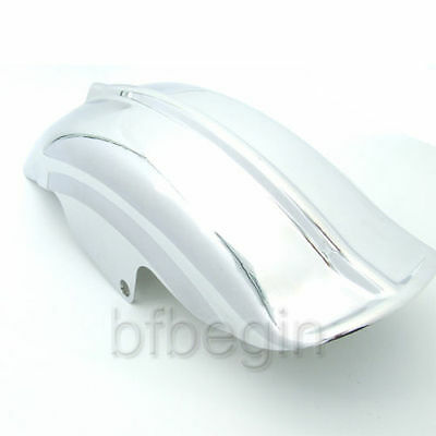 Motorcycle Chrome Rear Mudguard Fender For Harley Sportster Cafe Racer