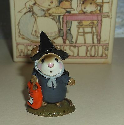Wee Forest Folk Little Witch M-156 With Box