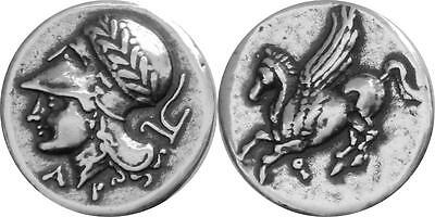 Percy Jackson Fans,Greek Gods #43S, ATHENA and PEGASUS,Winged Horse,Version 2