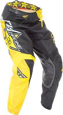 2016 Fly Racing Kinetic Rockstar Pants - Motocross Dirtbike MX ATV Riding Gear
