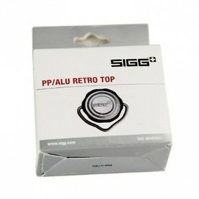 Sigg Water Bottle Black Retro Top (loose). Shipping is Free