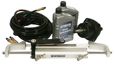 Gotech - Hydraulic Steering Kit - For Outboards To 115Hp