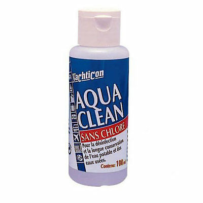 Produit Désinfectant Eau Douce Aqua Clean Yachticon 100Ml Sans Chlore