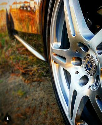 HRE P47 wheels set (tires included)
