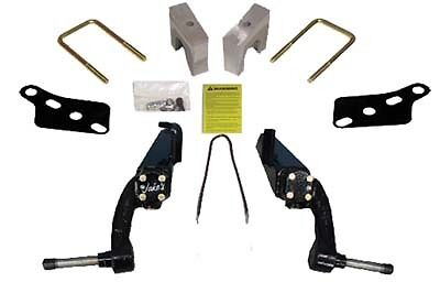 """CLUB CAR Golf Cart Part 6"""" Jake's Spindle Lift Kit 1982-2003 DS USA MADE"""