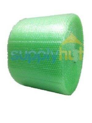 "3/16"" Small Bubble Cushioning Wrap Recycled Roll 350' x 12"" 350FT Perf 12"""