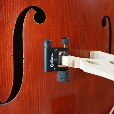 The Realist Double Bass SoundClip Pickup
