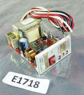 Dual-Lite Charger Power Board, Emergency Lighting Hubbell Spectron Service Alert