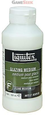 Liquitex Professional Glazing Fluid Medium 237 Ml