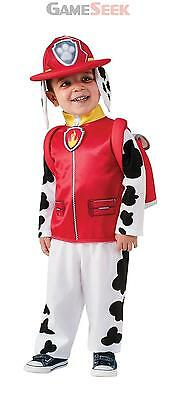 PAW Patrol Marshall Child Costume, One Color, 1-2 Years (TODDLER)