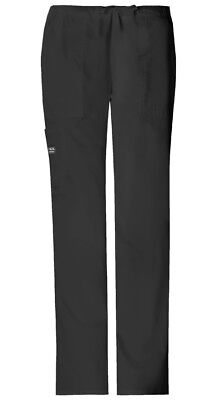 Cherokee Workwear Core Stretch 4044 Women's Cargo Scrub Pant Choose Size & Color