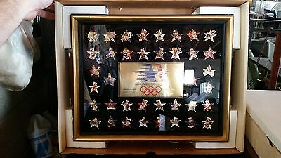 1984 Olympiad Limited Edition Collectors Pins Series #2-1982/83