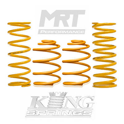 King Springs Front Rear Raised 40-50mm Lift 99-05 Jeep Grand Cherokee WG WJ f...