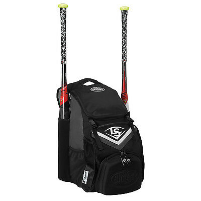 Louisville Slugger Series 7 Stick Pack Baseball/Softball Backpack - Black