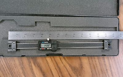 "8""/200mm Horizontal Digital Quill DRO KIT,no scale marking part# 200-H08-N-New"