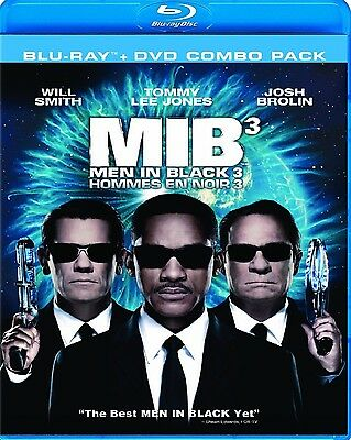 Mib3 / Men In Black 3 - Bilingual *Used Blu-Ray + Dvd*