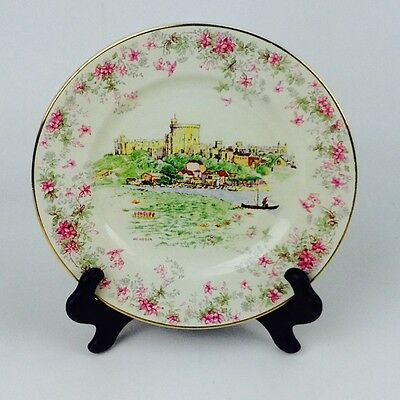 Vintage Ridgway Pottery The Stately Homes of England Windsor Collectors PLATE