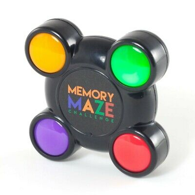 Memory Maze Sequence Challenge - Children's Simon Says Copying Remembering Game