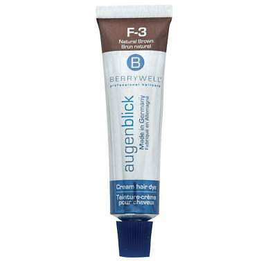 Dtc F-3 Natural Brown Augenblick Spa Dye 15Ml