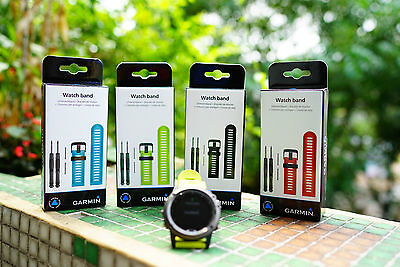 Garmin Fenix 3 Urethane Watch Band 1PCS Color Red Green Yellow Blue Black Yellow