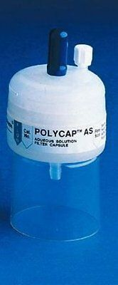 Whatman Polycap 36AS Filter with Filling Bell 6706-3602