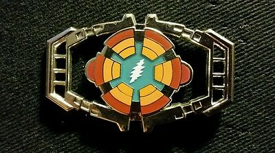 "Grateful Dead/ Transformers ""Matrix Of Leadership"" Pin getshitdone.info GSD"