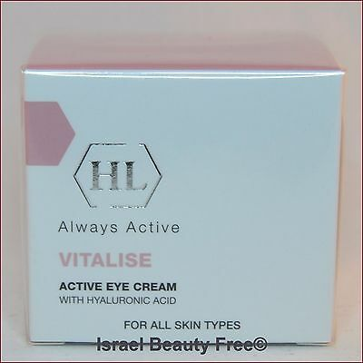 Holy Land Vitalise Active Eye Cream with Hyaluronic Acid 15 ml