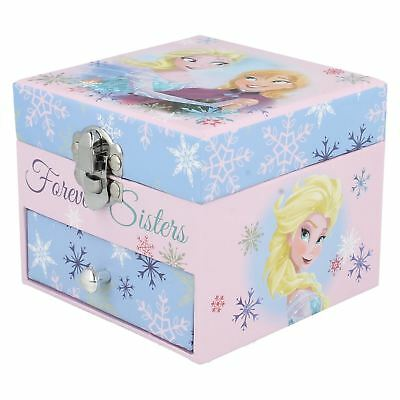 Disney Frozen jewellery box forever sisters WD16226