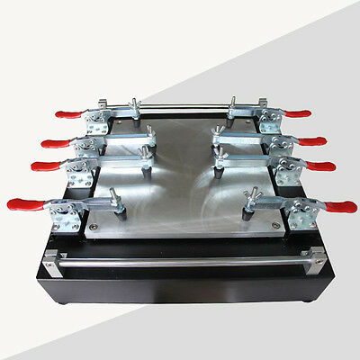 11 Inch Multi-functional LCD Screen Separator Machine 8-Clamps