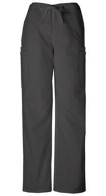 Cherokee Workwear 4000 Men's Cargo Scrub Pant Pick Size & Color Free Shipping!
