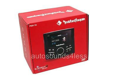 """Rockford Fosgate PMX-1R Full Function Wired Remote 2.7"""" Display PMX-8BB, PMX-5"""