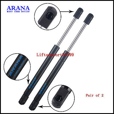 1 Pair Rear Trunk Gas Lift Supports Struts Shocks For 05-08 Chrysler 300 300C