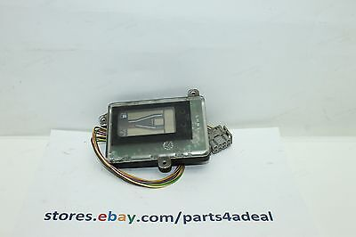 98 BMW R1100RT Gas Fuel Lever Oil Temperature Gauge ABS Driver Display GUARANTEE