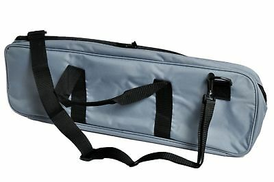 USCF Sales Deluxe Chess Bag - Gray