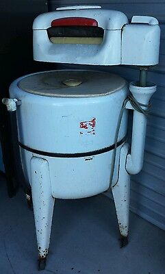 Vintage 1940's 1950's Maytag Wringer Washer Antique Washing Machine WILL SHIP!!