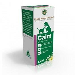 Natural Animal Solutions Calm Syrup 100ml